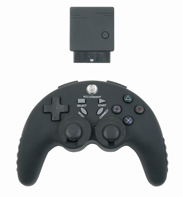 Mando PS2 Sixaxis Dual Shock Wireless Controler