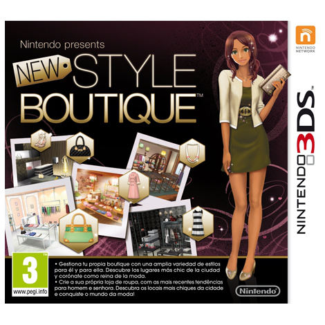 New Style Boutique - 3DS