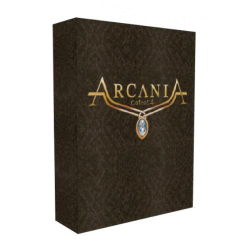 Arcania Gothic 4 Collector Edition Pc