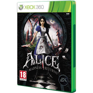 Alice Madness Returns Xbox360
