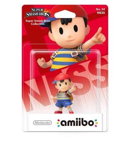 Amiibo Smash Ness