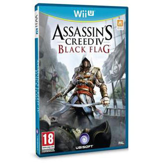 Assassins Creed IV Black Flag Wii U