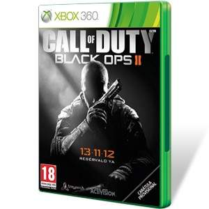 Call Of Duty: Black Ops II Xbox360