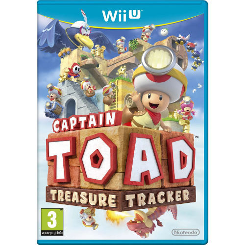 Captian Toad: Treasure Tracker Wii U