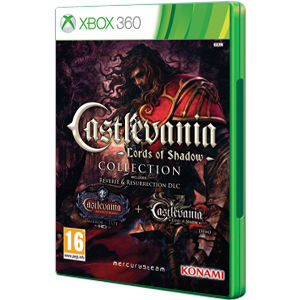 Castlevania: Lords of Shadow Collection Xbox360