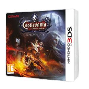 Castlevania: Lords of Shadow Mirror of Fate 3DS