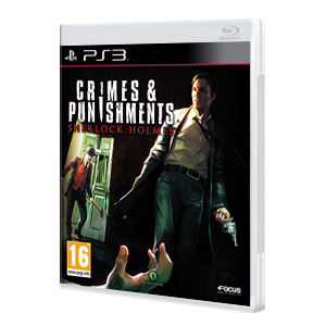 Crimes & Punishments-Sherlock Holmes Ps3