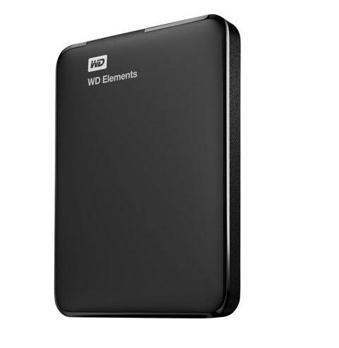 Disco Duro Externo  Western Digital WD Elements 1T