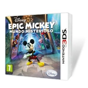 Epic Mickey : Mundo Misterioso 3Ds