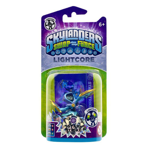 Figura Skylanders Swap Force: Light Core Start Strike