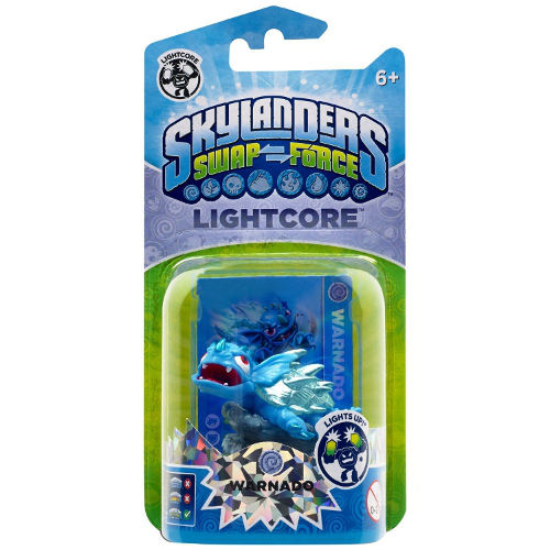 Figura Skylanders Swap Force: Light Core Warnado