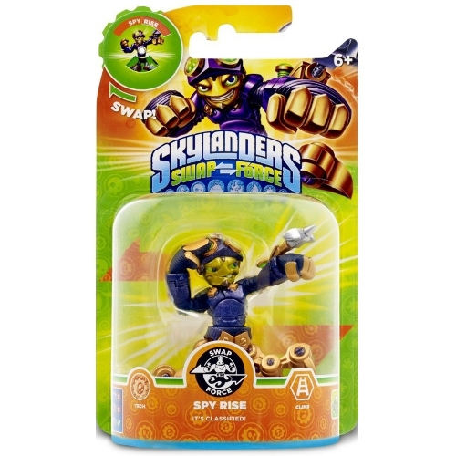 Skylanders: Swap Force Figurina Spy Rise