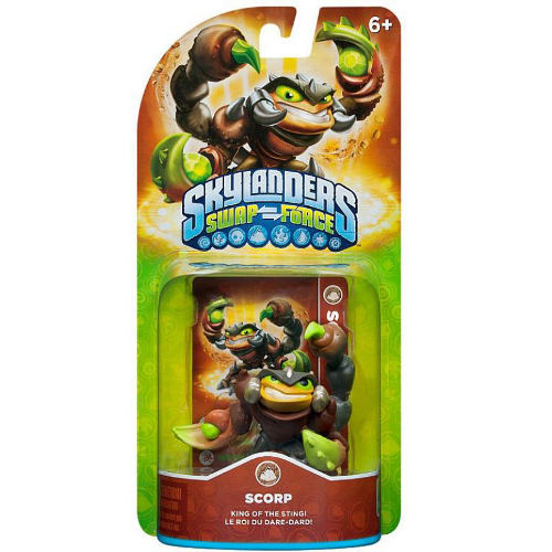 Figura Skylanders Swap Force : Scorp