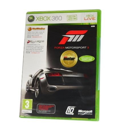 Forza Motorsport 3 Ultimate Xbox360