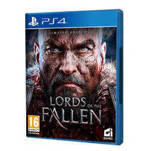 Lord Of The Fallen Limited Edition Ps4