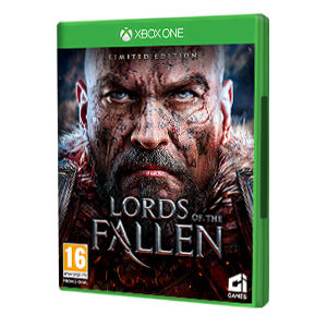Lord Of The Fallen Limited Edition Xbox One