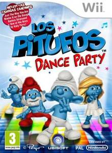Los Pitufos: Dance Party - Wii