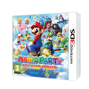 Mario Party Island Tour 3DS 2DS