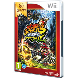 Mario Strikers Selects Wii