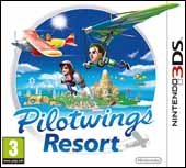 Pilotwings Resort - N3DS
