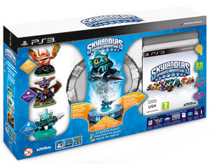Skylanders Spyros Adventure: Pack de Inicio - PS3