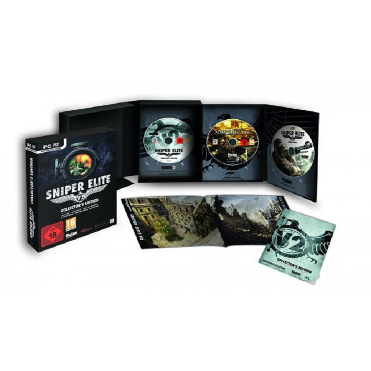 Sniper Elite V2: Collector´s Edition Pc