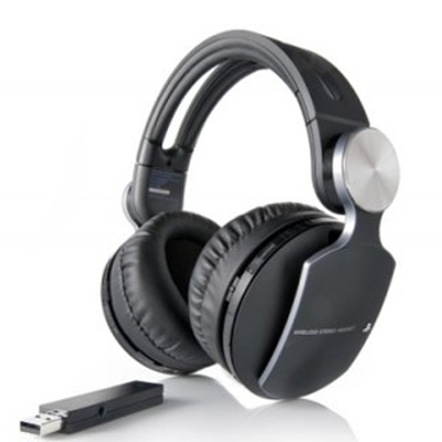 Auriculares Wireless 7.1 Pulse Stereo PS3 Oficial