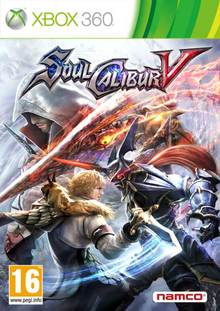 Soul Calibur 5 - Xbox 360