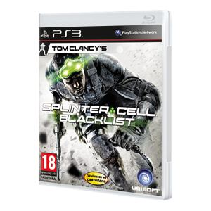 Splinter Cell : Black List Ps3
