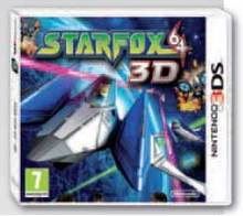 Star Fox 64 - N3DS