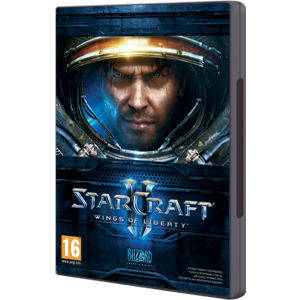 Starcraft II - Wings of liberty PC