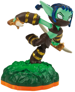 Skylanders Giants: Stealth Elf