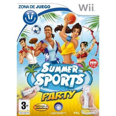 Summers Sports Party Wii