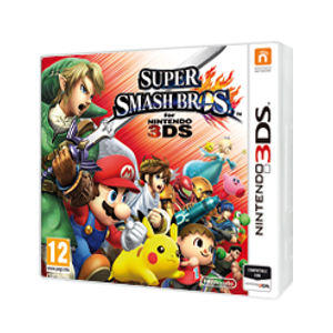 Super Smash Bros 3ds