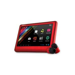 "Tablet Energy Sistem a4 4.3"" 4Gb Ruby Red"