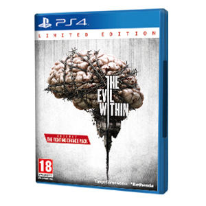 The Evil Within Limited Edition Ps4