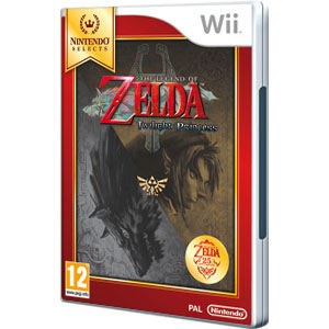 The Legend of Zelda : Twilight Princess Nintendo Selects Wii