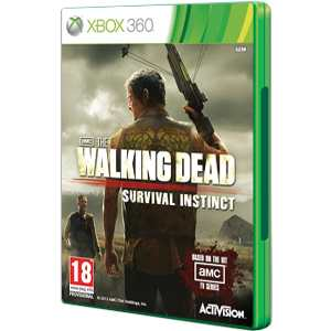 The Walking Dead: Survival Instinct Xbox360