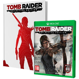 Tomb Raider Definitive Edition + ArtBook Xbox One