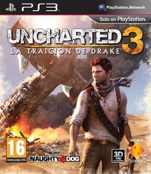 Uncharted 3: La Traicion de Drake - PS3