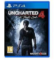 Uncharted 4 PS4 El desenlace del Ladrón