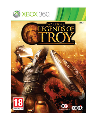 Warriors Legends of Troy - Xbox 360