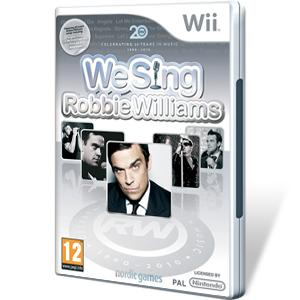 We Sing: Robbie Williams Wii