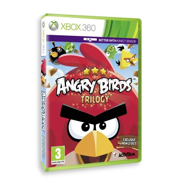 Angry Birds Trilogy - Xbox360