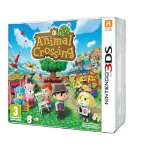 Animal Crossing : New Leaf 3ds