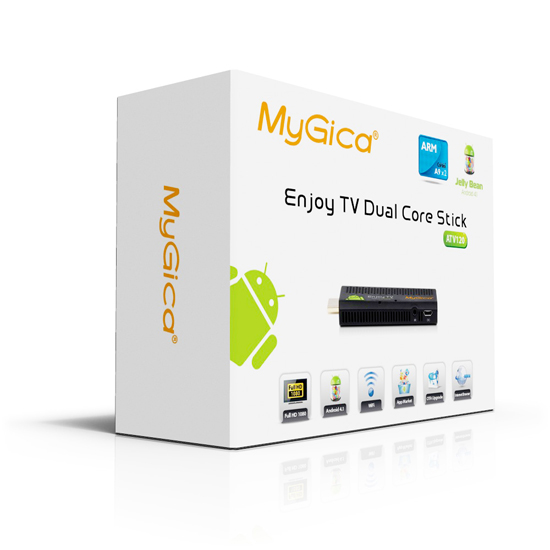 Android SmartTV Mini Mygica ATV120 Dual Core Basic