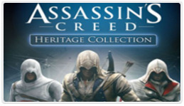 Assassins Creed : Heritage Collection