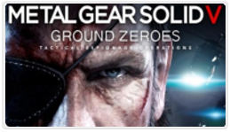 Mgs V : Ground Zeroes