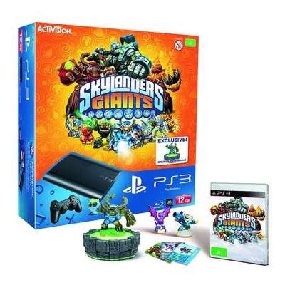 Ps3 Consola 12GB + Skylanders Giants