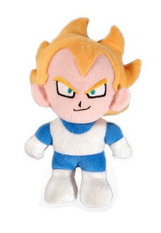 Vegeta Peluche 20cm Dragon Ball